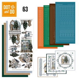 Dot & Do 63 - Brocante kerst DODO063