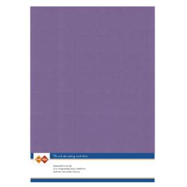 Linen Cardstock - A4 - Grape LKK-A462