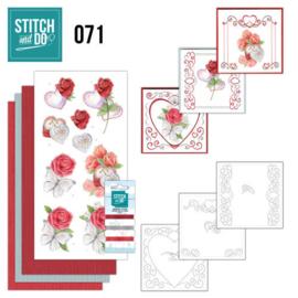 Stitch and Do - Wedding STDO071