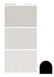 Hobbydots sticker Adhesive Black 007 STDA073