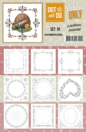 Dot & Do - Cards Only - Set 16 CODO016