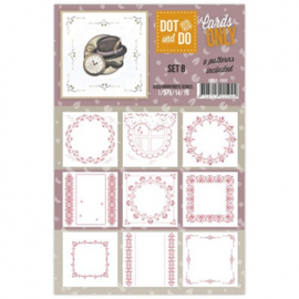 Dot & Do - Cards Only - Set 8 CODO008