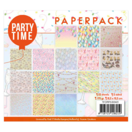 Paperpack - Yvonne Creations - Party Time  YCPP10043