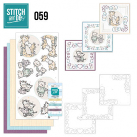 Stitch and Do 59 - I love you STDO059