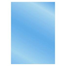 Card Deco Essentials - Metallic cardstock - Blue CDEMCP022