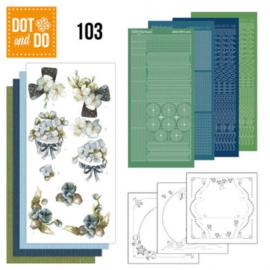 Dot and Do 103 - Fantastic flowers DODO103