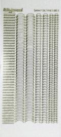Shiny Details - Scallop - 003 - Goud SDS003TG