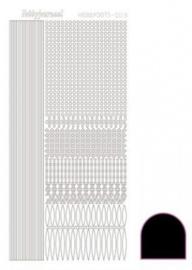 Hobbydots sticker adhesive black 003 STDA033