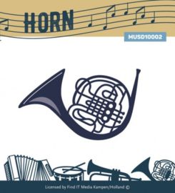 Die - Music Series - Horn MUSD10002