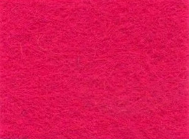 Viltlapjes viscose fuchsia 20x30cm - 1mm 800300/0065