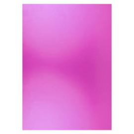 Card Deco Essentials - Metallic cardstock - pink CDEMCP009