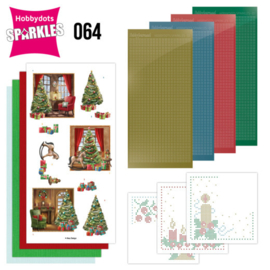 Sparkles Set 64 - Amy Design - Christmas Home SPDO064