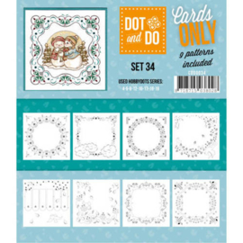 Dot & Do - Cards Only - Set 34 CODO034