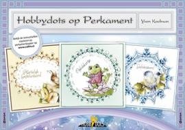 Hobbydols 116 - Hobbydots op Perkament HD116