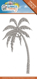 Die - Yvonne Creations - Summer Holiday - Palm Tree YCD10062