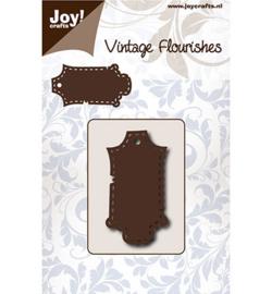 Joy Crafts Vintage Flourishes 6003/0079