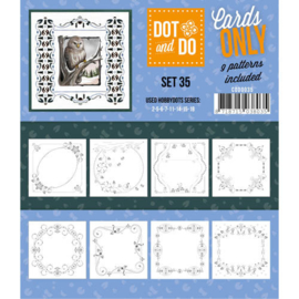 Dot & Do - Cards Only - Set 35 CODO035