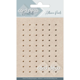 Card Deco Essentials - Adhesive Pearls CDEAP003