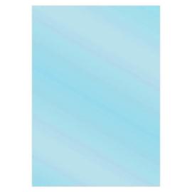 Card Deco Essentials - Metallic cardstock - Light Blue CDEMCP020
