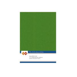 Linen Cardstock - A5 - Fern Green LKK-A560