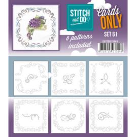 Cards only Stitch 4k 61 COSTDO10061