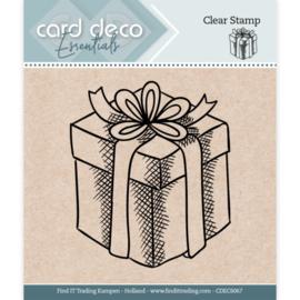Card Deco Essentials - Clear Stamps - Presents CDECS067