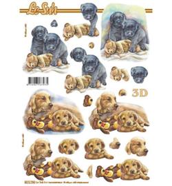 3D Knipvel - Le Suh 8215.796