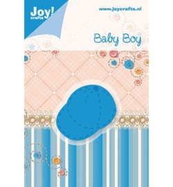 Joy crafts snij- en embossing baby boy - 6002/0209