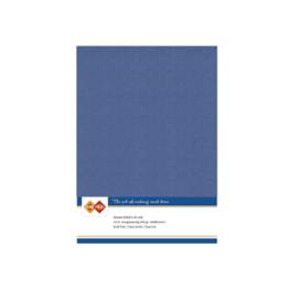 Linen Cardstock - A5 - Jeans LKK-A564