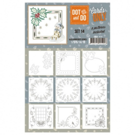 Dot & Do - Cards Only - Set 14 CODO014