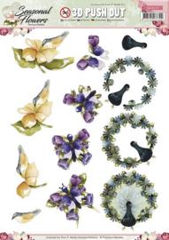 Pushout - Precious Marieke - Seasonal Flowers SB10137