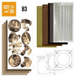 Dot and Do 83 - Amy Design - Vaderdag DODO083