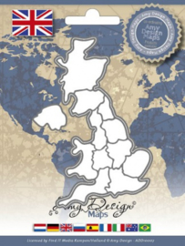 Amy Design Die ADD10007 United Kingdom