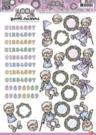 Yvonne Creations - Jubileum CD10296