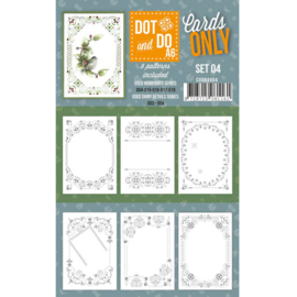 Dot and Do - Cards Only - Set 04 CODOA604