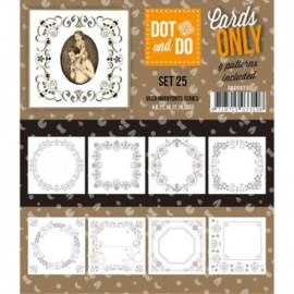 Dot & Do - Cards Only - Set 25 CODO025