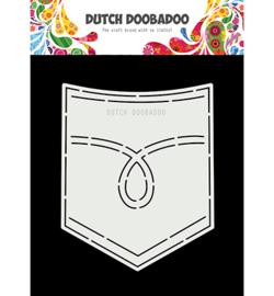 DDBD 470.713.751 - Card Art Jeans pocket