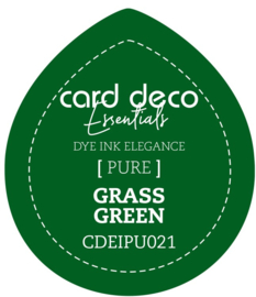 Card Deco Essentials Fade-Resistant Dye Ink Grass Green CDEIPU021