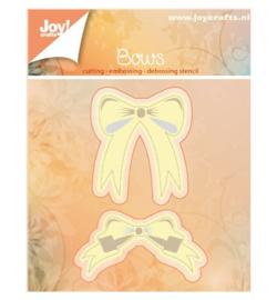 Joy Snij- en Embosstencil - 6002/6205