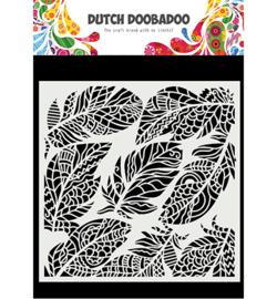 Ddbd 470.784.030 - Dutch Mask Art feather