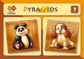 3D boekje Pyramids 7 - PYM007