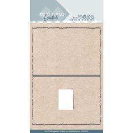 Card Deco Essentials - Cutting Dies - Photoframe A5 CDCD10011