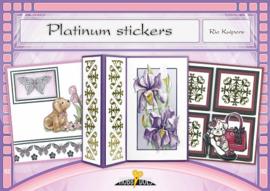 Hobbydols 92 - Platinum stickers