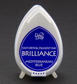 Brilliance Dew Drop - Mediterranean blue BD-18