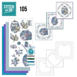 Stitch and Do 105 Crafting STDO105