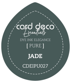 Card Deco Essentials Fade-Resistant Dye Ink Jade CDEIPU027