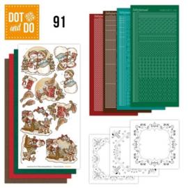 Dot and Do 91 - Holly Jolly Mix DODO091
