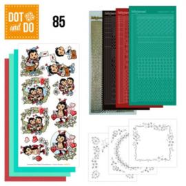 Dot and Do 85 - Lieveheersbeestjes DODO085