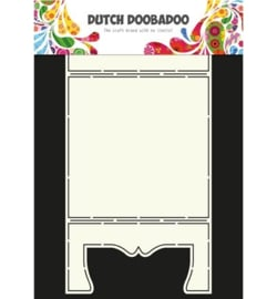 Dutch Doobadoo Dutch Card Art Stencil raamkaart A4 470.713.608