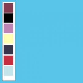 LinnenArt kaartkarton 30,5 x 30,5 Hemelsblauw 29 LKK-SC29